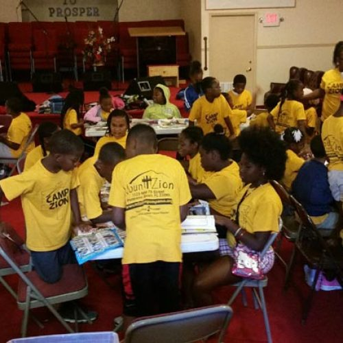 Lions of Zion Youth Ministry